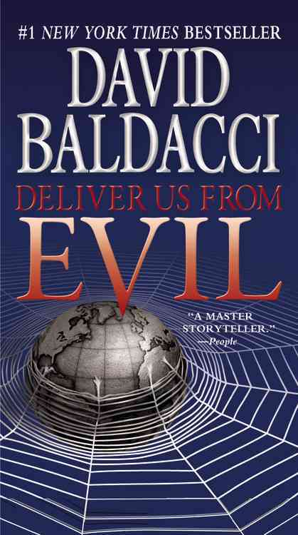 Deliver Us from Evil By Baldacci, David